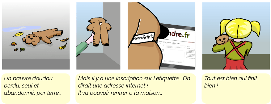French image for the site rendre.fr